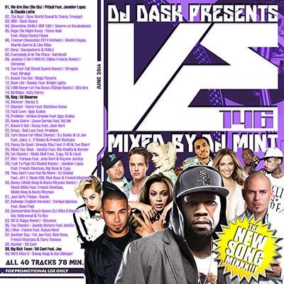 【 最新!新譜MIX!!! 】DJ Mint / DJ DASK Presents VE146 [VECD-46]
