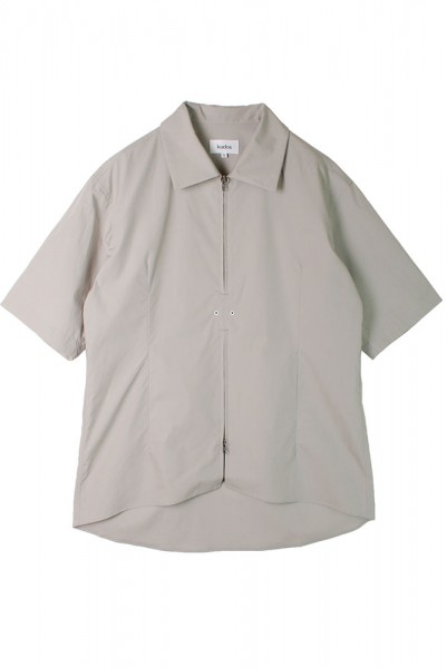 【kudos】UP AND DOWN SHIRT/GRAY
