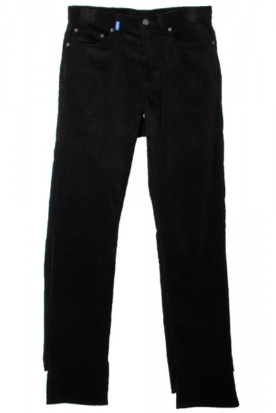 ◆50%OFF◆【kudos】MY OLD CORDUROY TROUSERS/BLACK