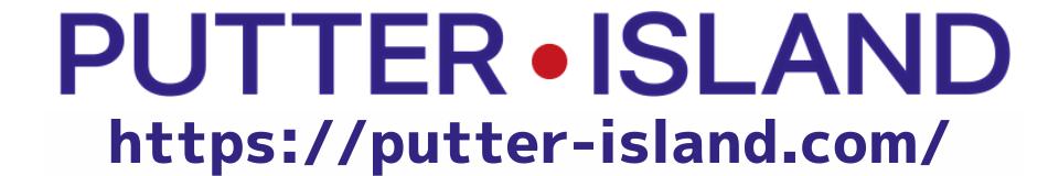 ゴルフ用品販売店-パターアイランド 本店公式サイト