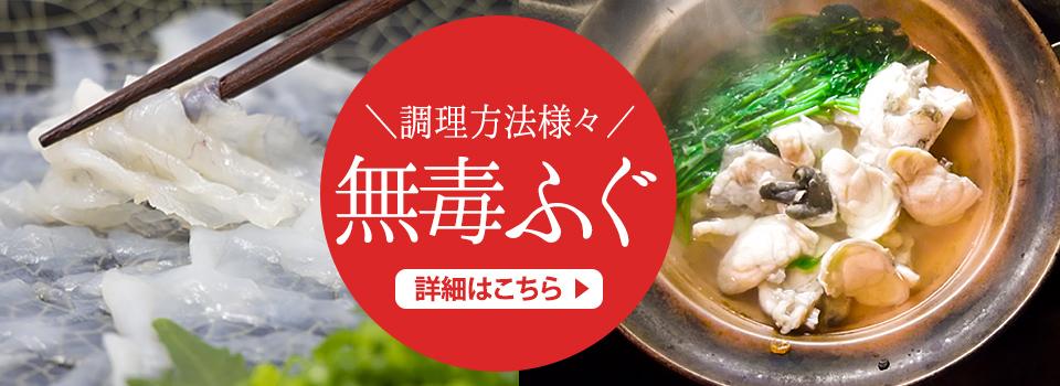 熊本県天草特産 無毒とらふぐ