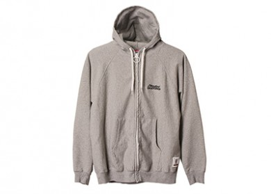 STANDARD CALIFORNIA スタンダードカリフォルニア|20SS SD US COTTON ZIP HOOD SWEAT GRAY